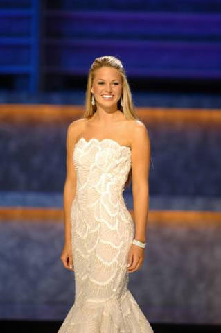 Miss Teen USA 2005! At 17 years old, Ohio's Allie LaForce is