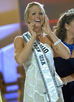 Please welcome the new Miss Teen USA: Allie LaForce!