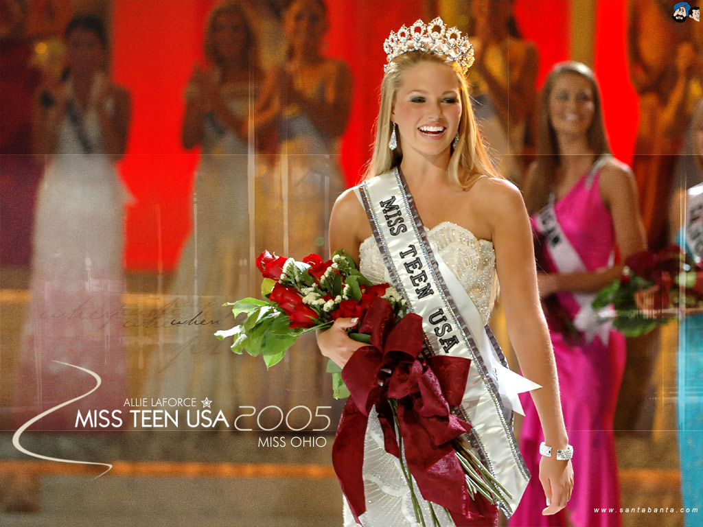 Allie LaForce and Miss Teen 2005 Wallpaper, Backgrounds, and Desktop Images
